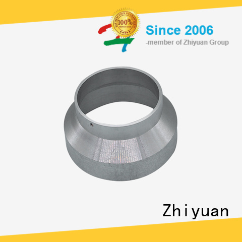 Zhiyuan roll custom metal parts manufacturers for CNC center