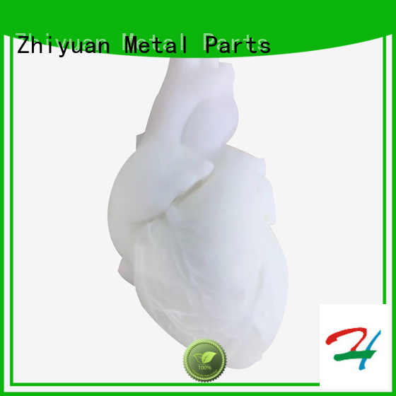 Zhiyuan design 3d printing prototype service manufacturers for machinery field
