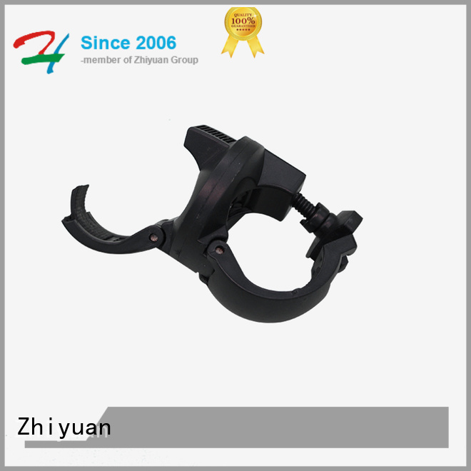 Zhiyuan extrusion custom made plastic parts for business auto components