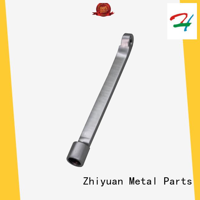 Zhiyuan chrome precision casting company for toy