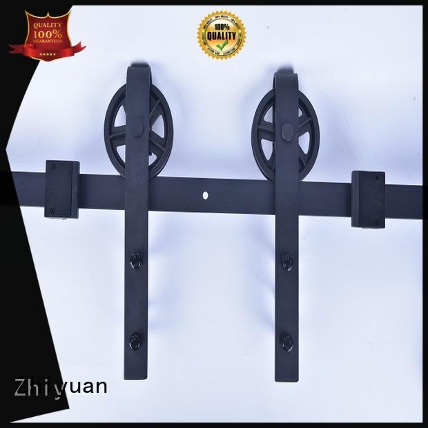 Zhiyuan Wholesale sliding door track hardware supply for hotel
