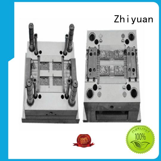 Zhiyuan auto injection moulding company for electronics