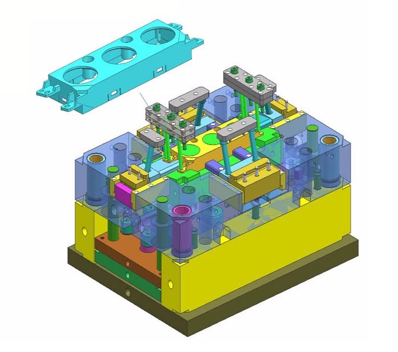Top custom 3d printing services design factory for shipbuilding-3