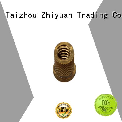 Zhiyuan Latest machine parts factory electric appliance