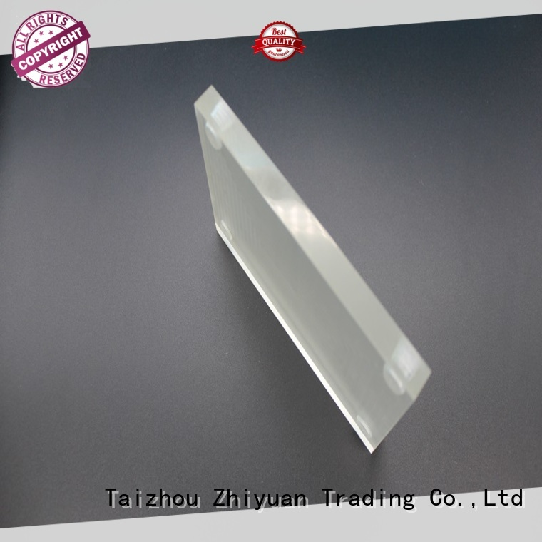 High-quality plastic components plate for sale