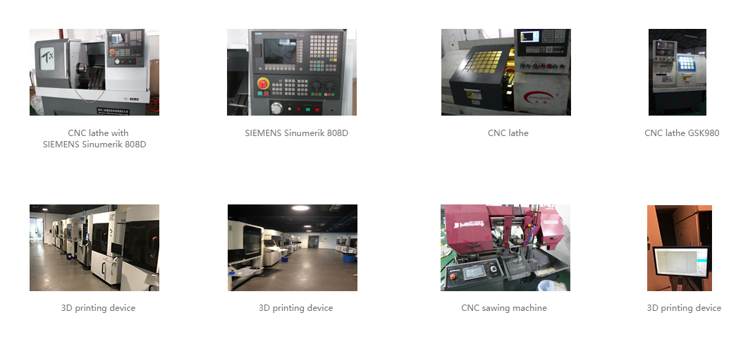 Zhiyuan part metal components factory for CNC center