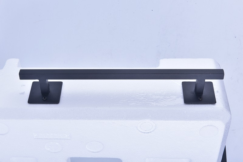 Strong Quality Black Color Iron Door Handle