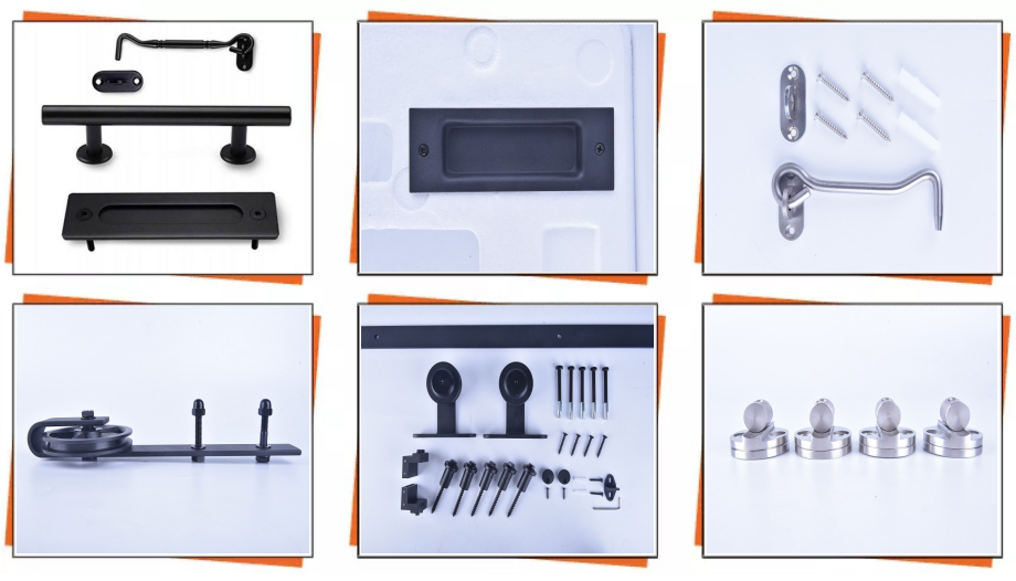 Zhiyuan High-quality sliding door fittings factory for bed room-4