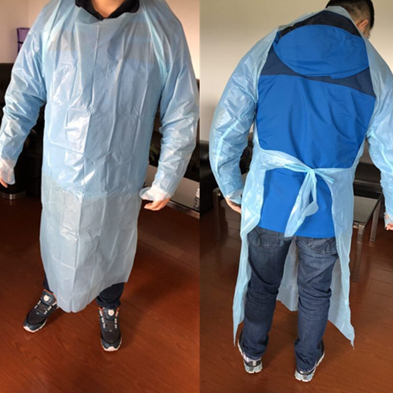 Protective clothing /plastic  raincoat
