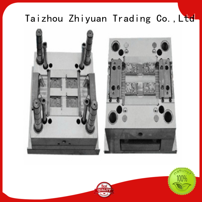Zhiyuan injection injection molding molds factory for automotive