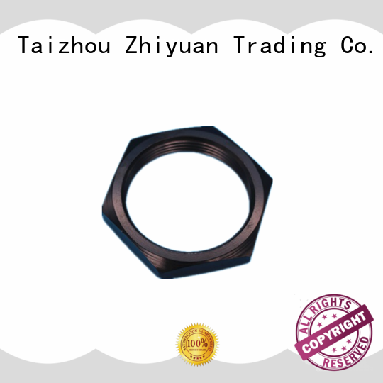 Zhiyuan washer machined parts manufacturers for electronic