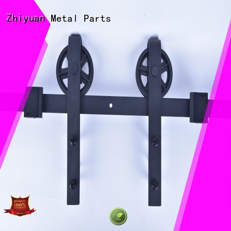 Top sliding door fittings handle factory for bed room