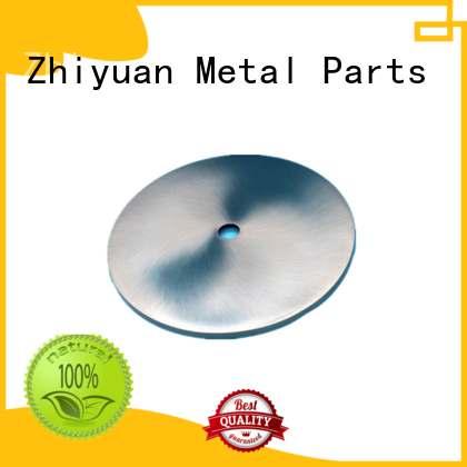 Zhiyuan blade cnc metal parts supply for casting