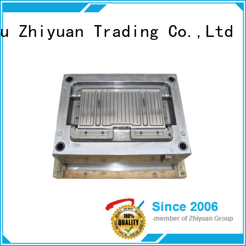 Zhiyuan Best injection moulding company for automotive
