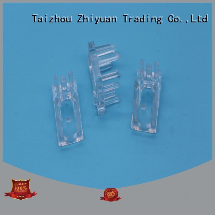 Zhiyuan connecting plastic parts company