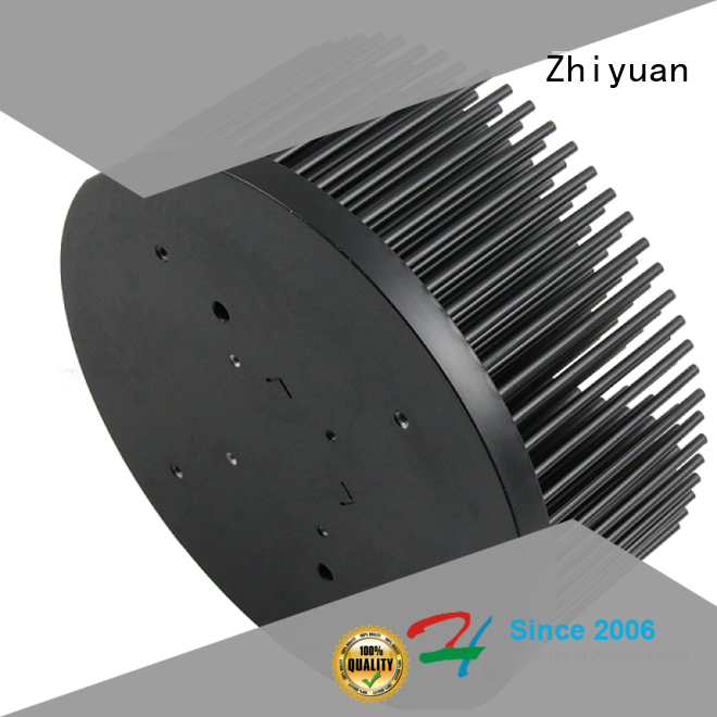 Zhiyuan lamp base parts for business for light assembly
