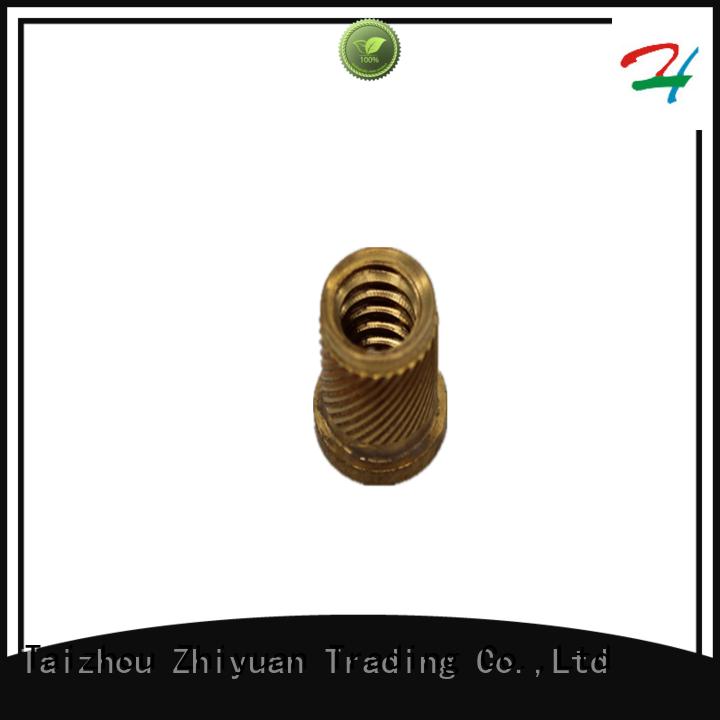 Zhiyuan Latest cnc machine parts suppliers medical treatment