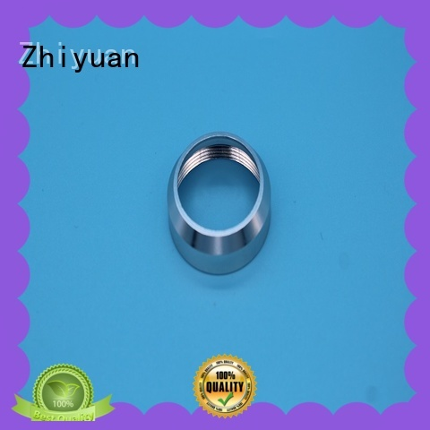 Zhiyuan Best cnc machine parts supply for electronic