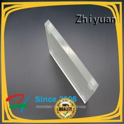 Latest custom made plastic parts rotating supply for product design