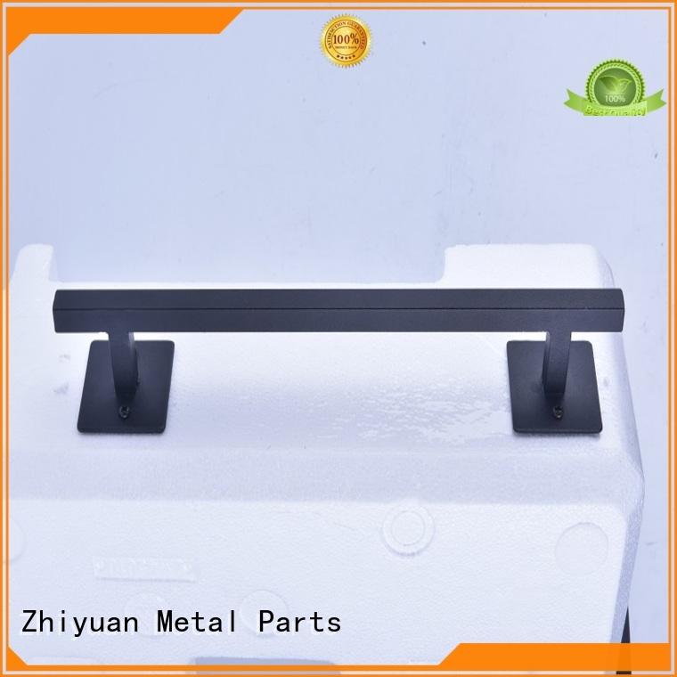 Zhiyuan door barn door track hardware supply for hotel