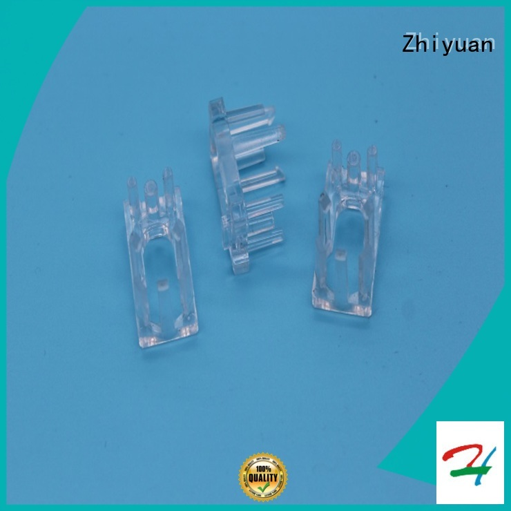 Zhiyuan rotating plastic parts for business auto components