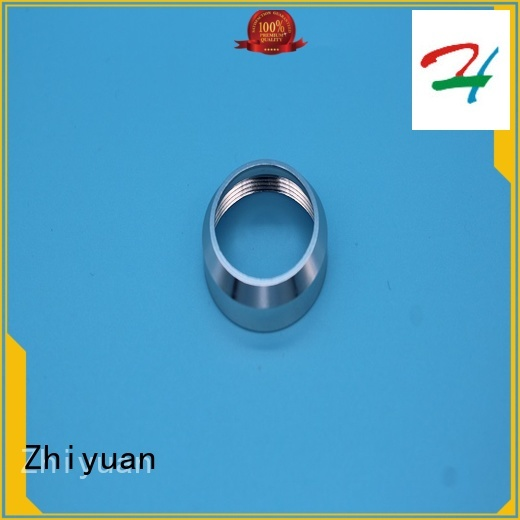 Zhiyuan steel custom machined parts manufacturers for auto products