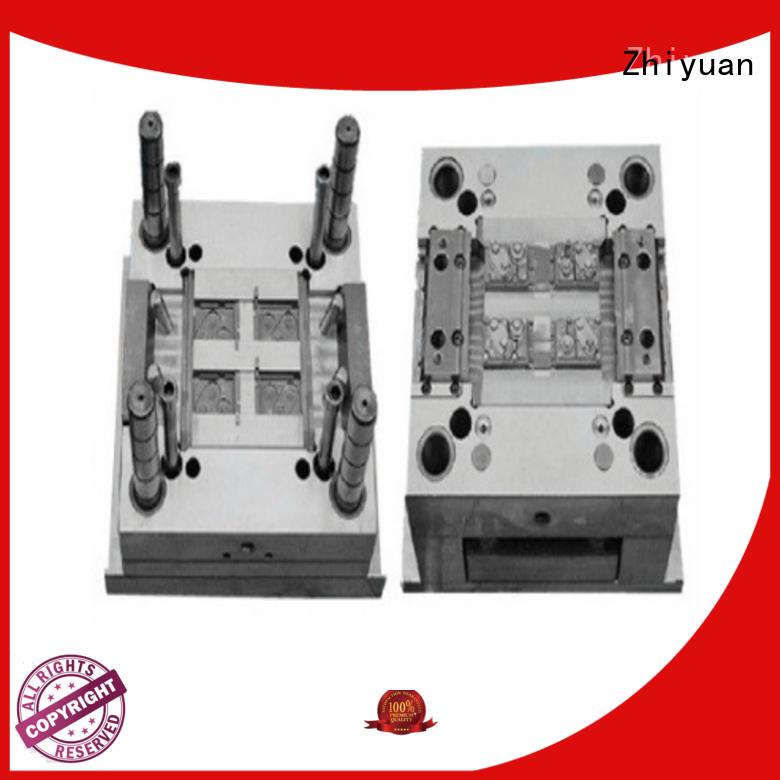 Zhiyuan quality bespoke plastic mouldings company for electronics