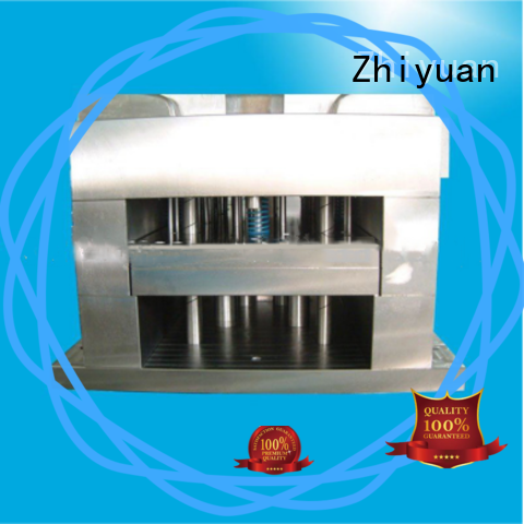 Zhiyuan Custom injection molding molds manufacturers for aerospace field