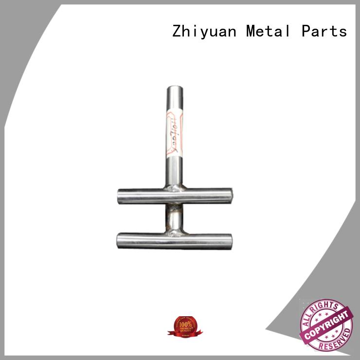 Zhiyuan precision metal parts for sale for CNC machining