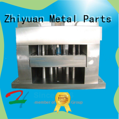 Zhiyuan mould custom plastic injection molding for business for machinery field