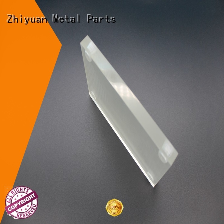 Zhiyuan Wholesale custom plastic parts for business for hobby