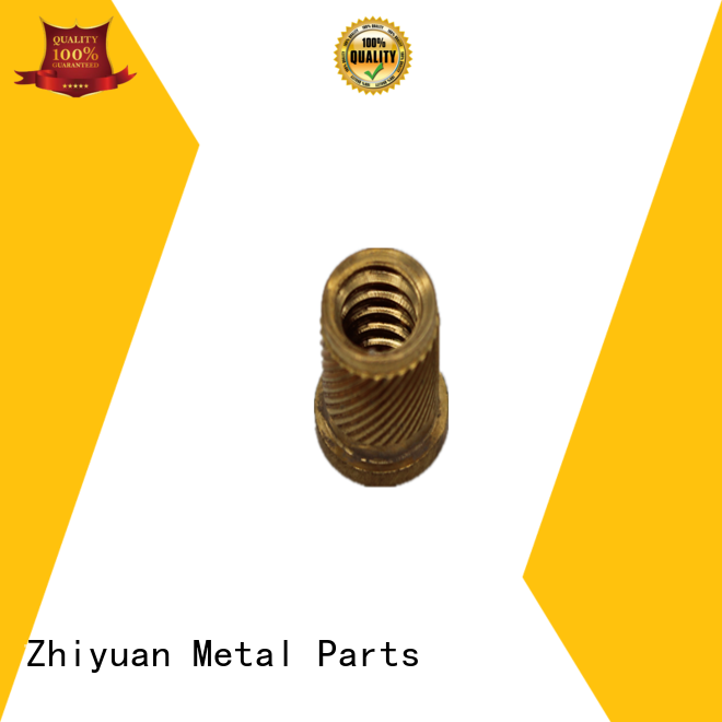 Zhiyuan flange cnc machine parts manufacturers for auto products