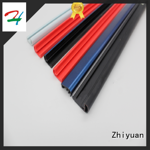 Latest custom plastic parts extrusion supply for product design