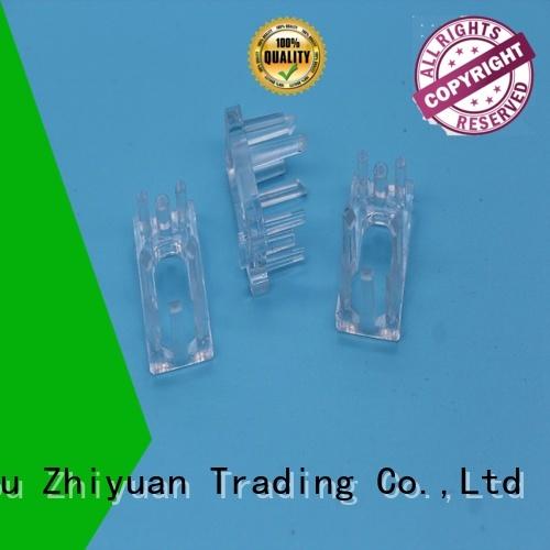 High-quality custom plastic components parts factory auto components