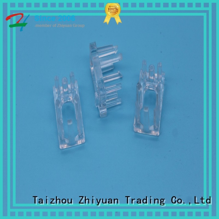 Zhiyuan Wholesale custom plastic components manufacturers for toys