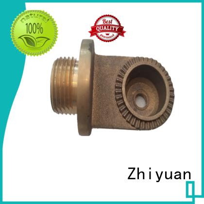 Zhiyuan parts die casting part suppliers electric appliance
