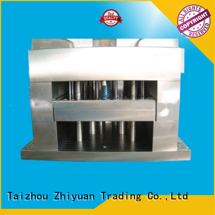 Zhiyuan moulds injection molding molds manufacturers for shipbuilding
