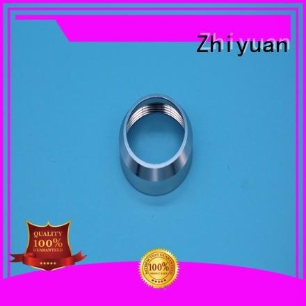 Zhiyuan flange machined parts company electrical machine