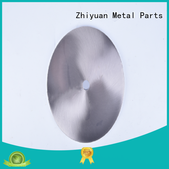 Zhiyuan fin lamp hardware supply for light product