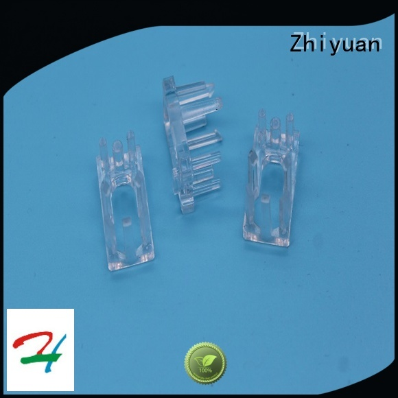 Zhiyuan plastic custom plastic components manufacturers for hobby