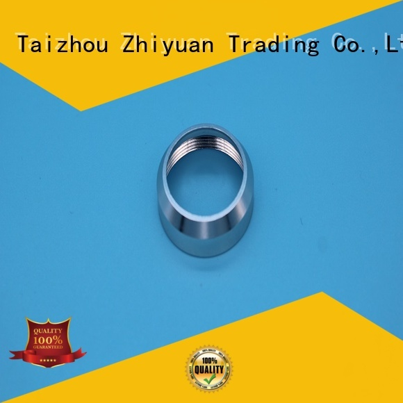 Zhiyuan insert machined parts for sale for auto products
