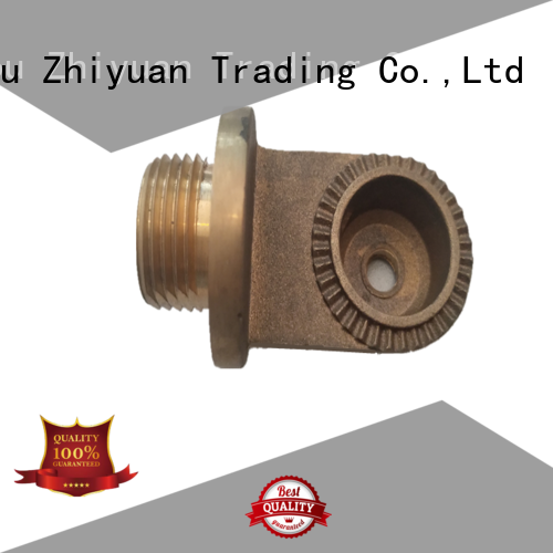 Zhiyuan Custom die casting parts supply for electronic