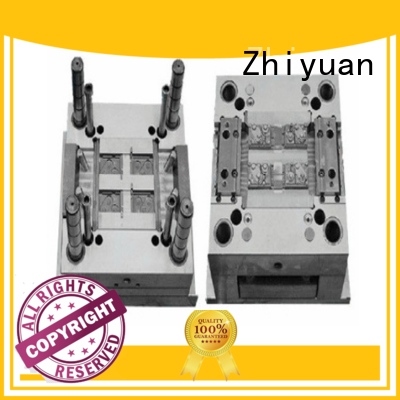 Zhiyuan plastic custom plastic injection molding suppliers for shipbuilding