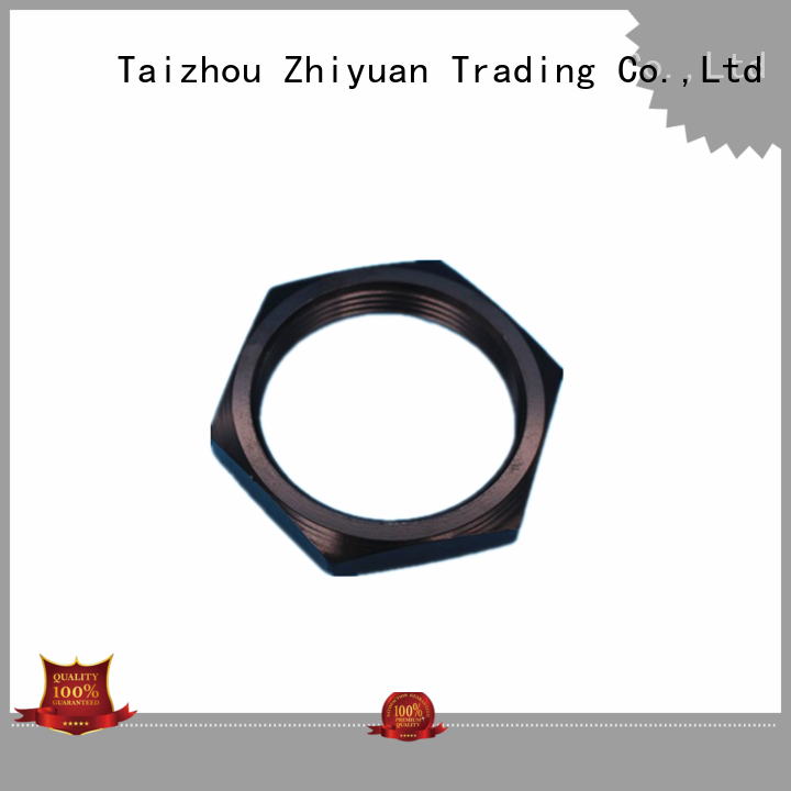Zhiyuan flange machine parts for business electric appliance