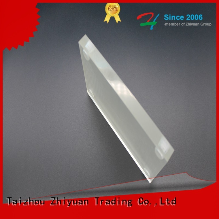 Zhiyuan connecting custom plastic parts supply for hobby