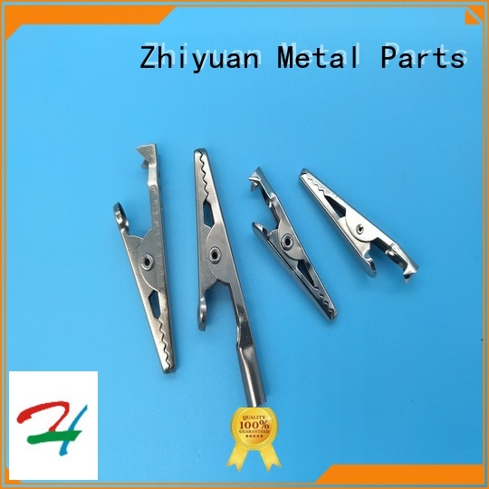 Zhiyuan Best precision metal stamping parts supply for metal sheets