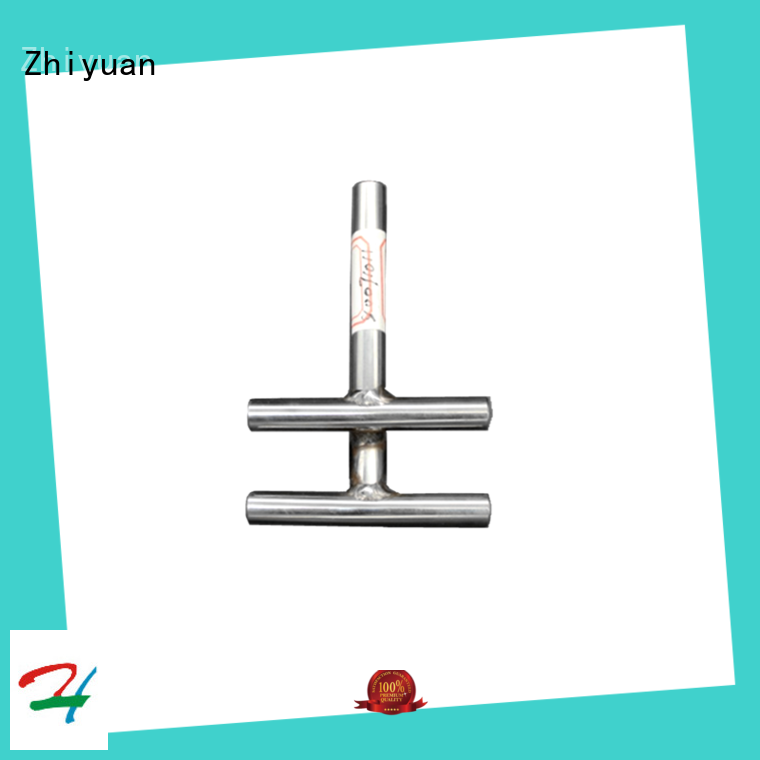 Zhiyuan coupling precision metal parts manufacturers for CNC center