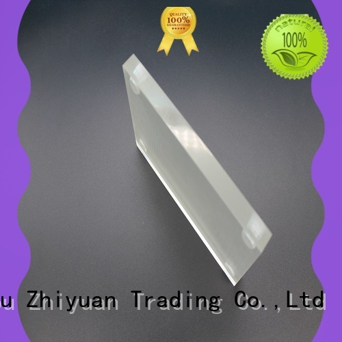 Transparent PVC Acrylic Plate