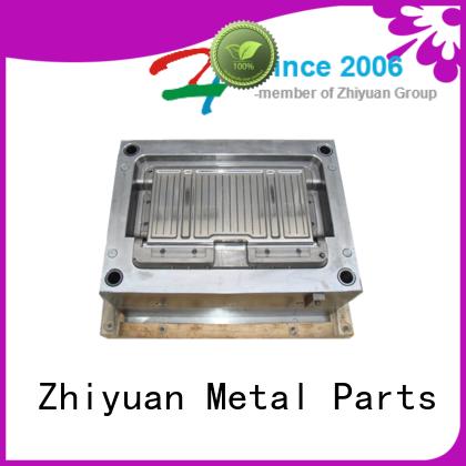 Zhiyuan pet custom injection molding company for automotive