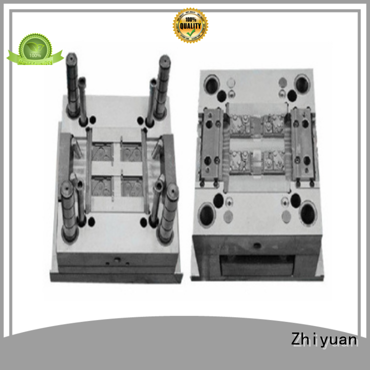 Zhiyuan New custom injection molding factory for aerospace field